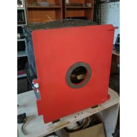 Сушильная вакуумная камера для древесины